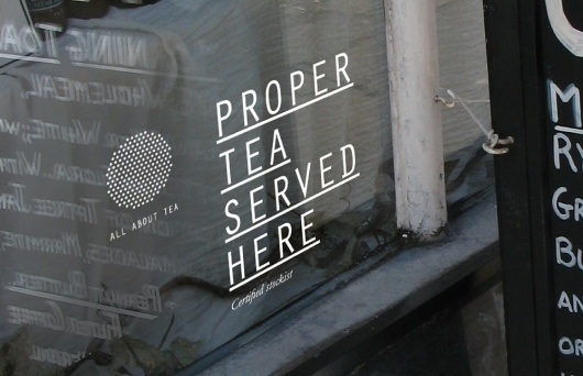 Moving Brands – All About Tea | September Industry