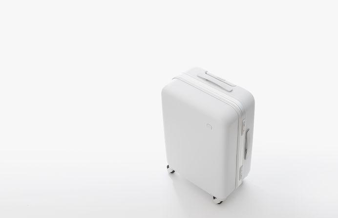 Suitcase by Kazushige Miyake