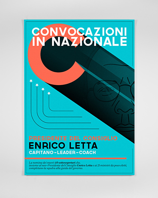 THE TEAM #politic #infographic #cover #illustration #italy