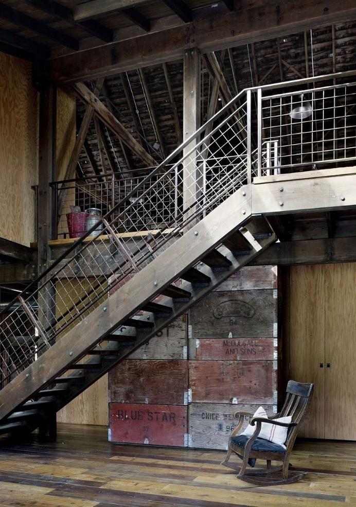 Old barn renovated