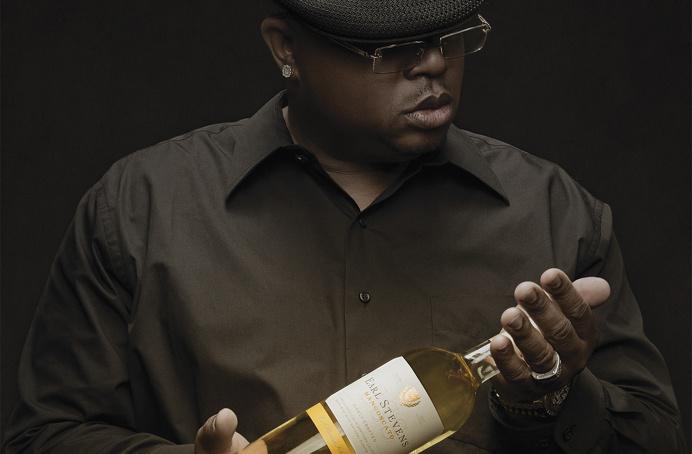 E-40 Earl Stevens Selections ~ Wine Label Design ~ Auston Design Group