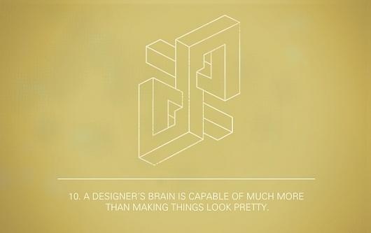 %Tobias Bergdahl%   %Interactive Art Director% #inspiration #quote #design #phrase #paradox