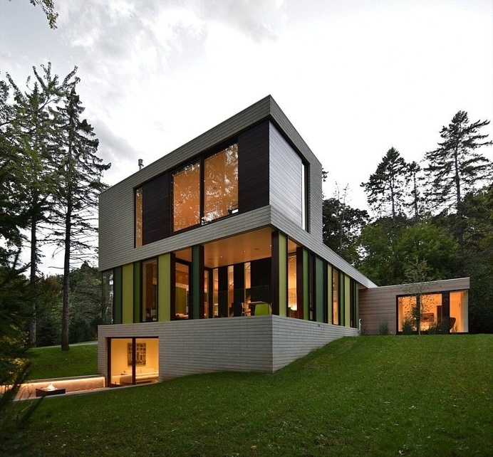 510 House by Johnsen Schmaling Architects 1