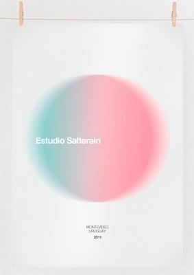 Estudio Salterain #design #graphic #poster