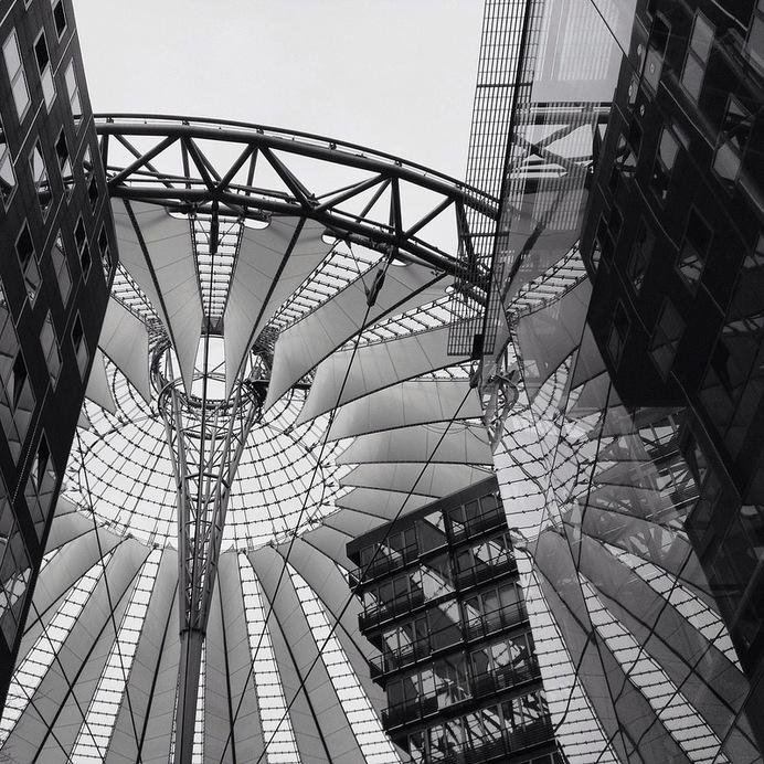 Berlin platz | Flickr - Photo Sharing! #white #& #germany #walby #black #photography #architecture #david #berlin