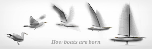 Alteia is a new boat concept by Julien Boucher, entire concept and portfolio at: http://www.behance.net/gallery/Alteia/5297911 #ocean #automotive #design #bird #hull #sea #industrial #boat