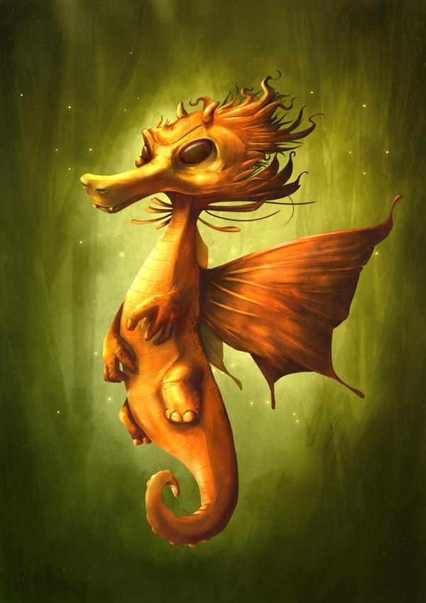 Dragon on Behance by Kristof Van Beversluys #dragon #fantasy #illustration #myth #drawing
