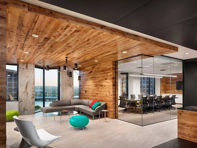 Austin Visitors Center New Office by Runa Workshop 1