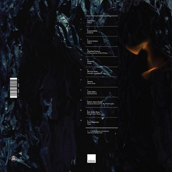SMM: Context - Michael Cina #album #packaging #cover #vinyl #back #cina #michael