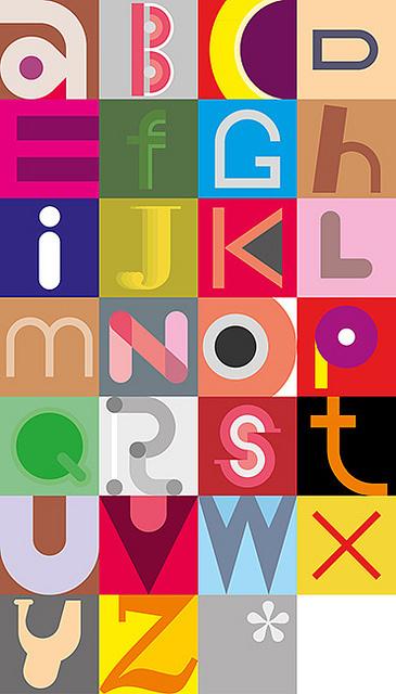 alphabet #text #vector #letters #pattern #different #sign #collection #design #graphic #word #geometric #set #abc #letter #illustration #alphabet #symbol #element #wallpaper #style
