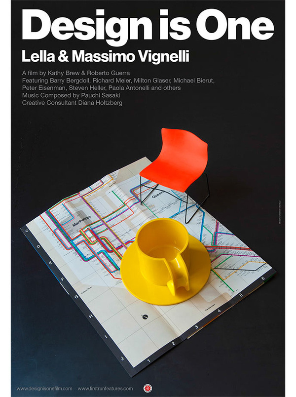 Design is One #massimo #vignelli #design #is #one