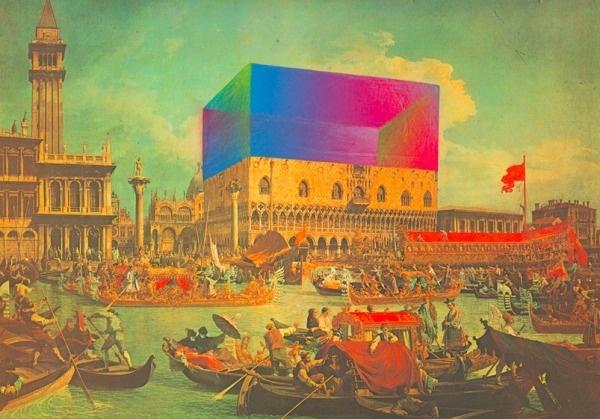 Pablo Boffelli   PICDIT #design #color #media #art #mixed #artist #collage
