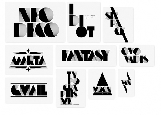 Graphic Design & Web Design Blog #type #posters