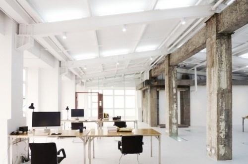 JJJJound #interior #office #interiors #space #desk #studio #light