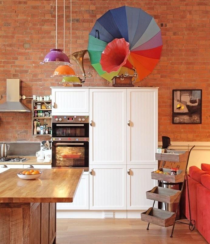 Stoke Newington apartment Avocado Sweets Studio - www.homeworlddesign. com (8) #interior #design #decor