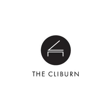 Van Cliburn Foundation : Maeve Rogers : Graphic Design Portfolio #mark #white #piano #cliburn #van #black #logo