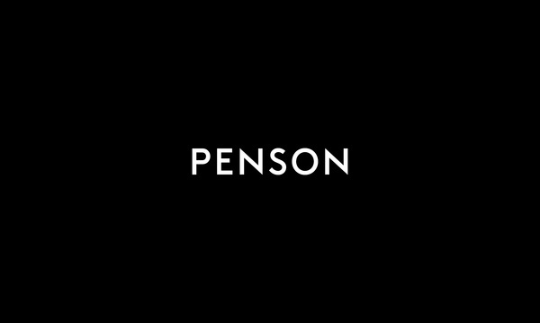 Penson Group Brand Identity by She Was Only #brand #design #identity