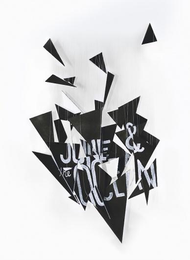 june_01.jpg (640×873) #geometry #white #black #chalk #quercia #jay #triangle #handmade #and #type