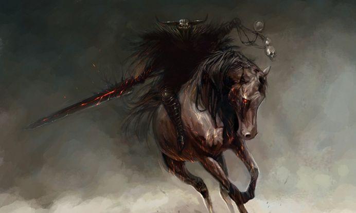 Fantasy Horse Wallpaper For Pc – WallpapersBae