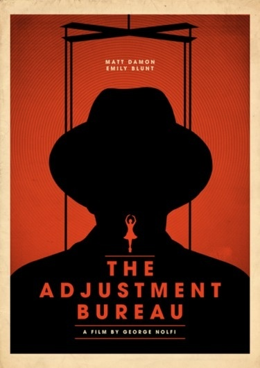 1298488409.png 600×848 pixels #movie #damon #matt #bureau #adjustment #poster