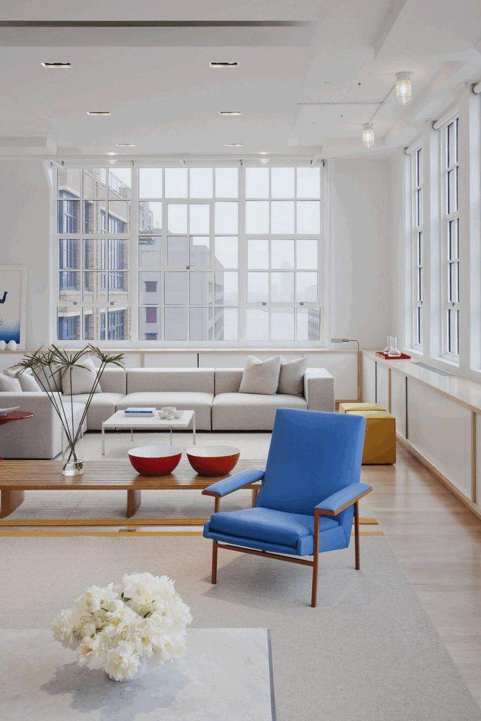 Tribeca Industrial Loft Offers Stunning Manhattan Views 3