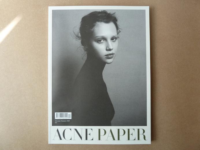 Acne paper #acne #magazine #paper