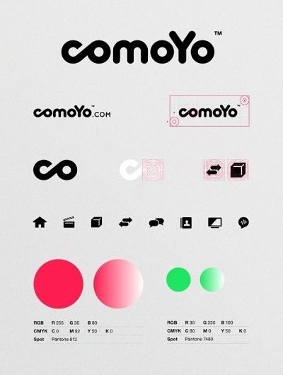 Comoyo identity – bleed - agency blog #identity #bleed #comoyo