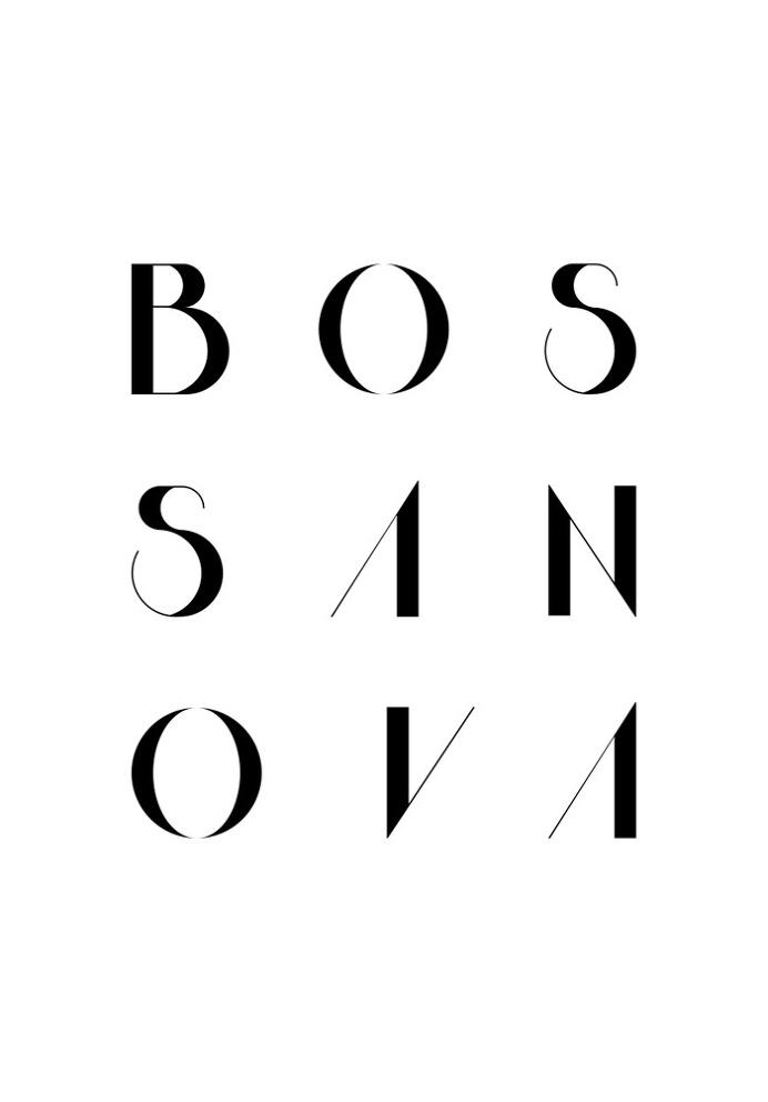 Bossa Nova 2 Art Print by Koning | Society6