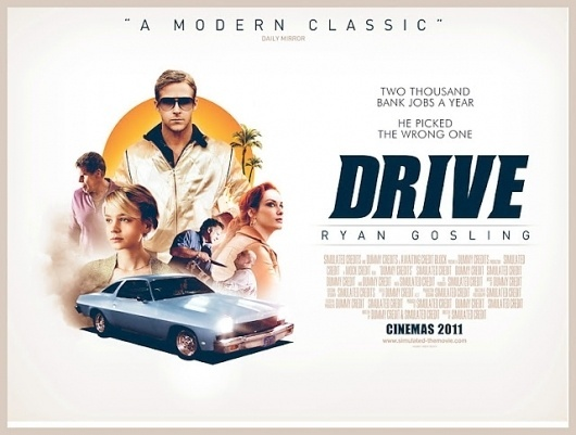 Jeremy The Critic: The 10 Best Alternative Drive Movie Posters #drive
