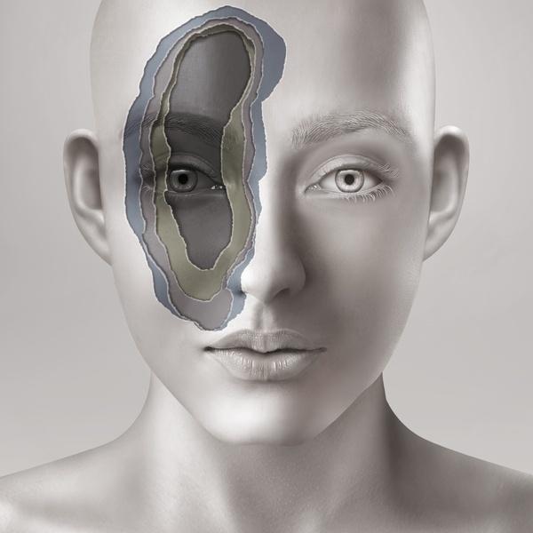Art   Tumblr #layers #eye #face #photomanipulation