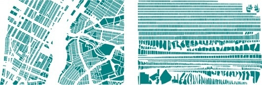 armelle caron - images - tout bien rangé #diagram #map #cartography #architecture #york #new