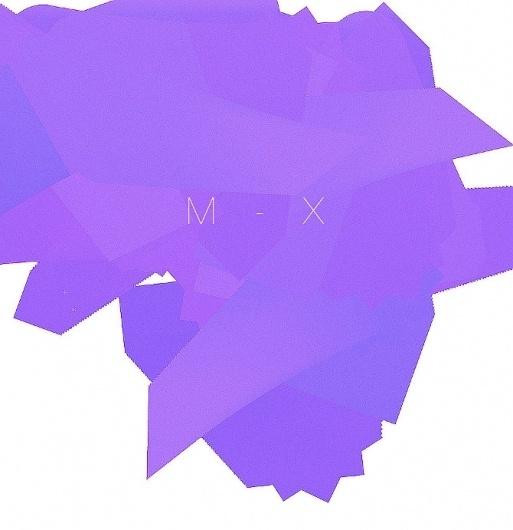 M — X - Ștefan Lucuț — senior graphic designer #minimal #poster