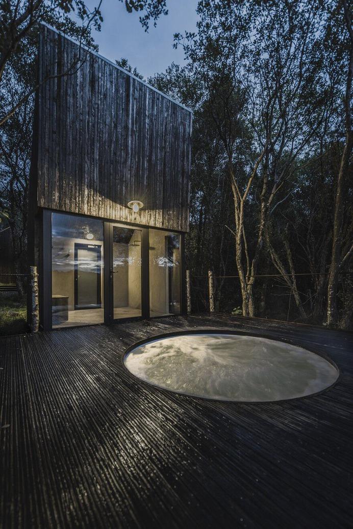 Finn Lough Resort , Rebelo de Andrade Architecture & Design 4