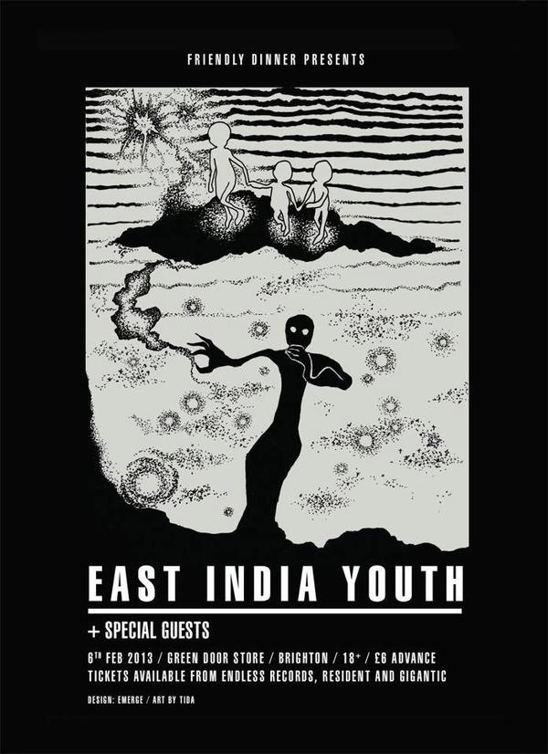 A FRIENDLY DINNER WITH EAST INDIA YOUTH