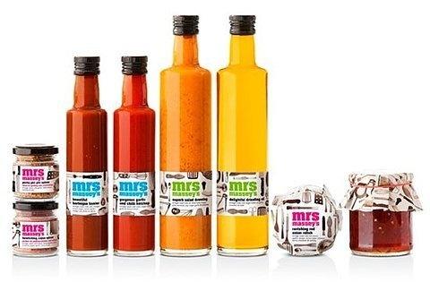 TheDieline.com: Package Design: Studio Spotlight: Ziggurat Brands #packaging