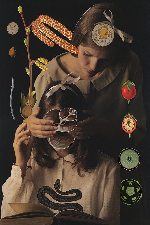 Magdalena Franczuk & Ashkan Honarvar | PICDIT #photo #collage #design #art