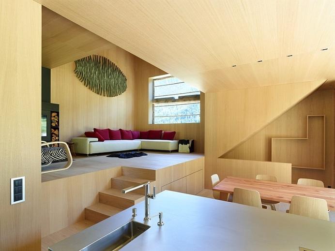 Old Barn Conversion / Praz-de-Fort by Savioz Fabrizzi Architectes