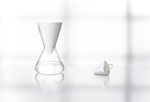 Water Filter by Soma #modern #design #minimalism #minimal #leibal #minimalist