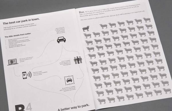 rChatham Billingham. Launch Event Newspaper. #tree #in #london #design #fish #graphic #website #identity #logo #brochure