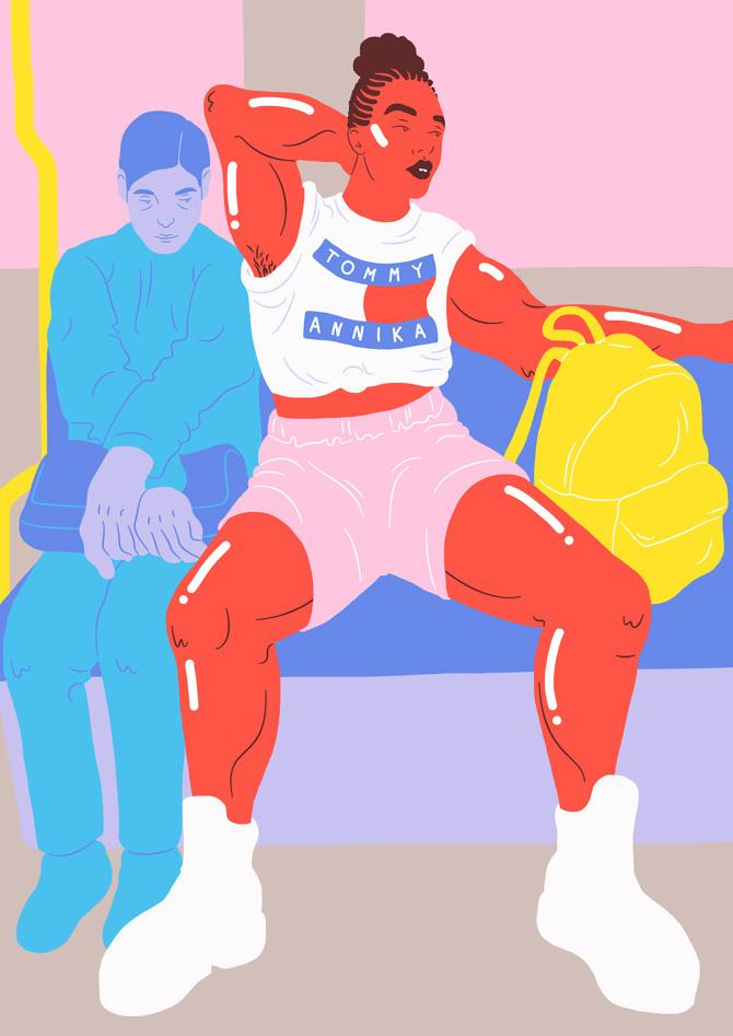 sara andreasson #illustration