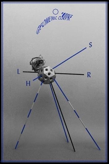 Geometric Corpse : Romain Albertini #albertini #romain #shirt #screen #printing #tee
