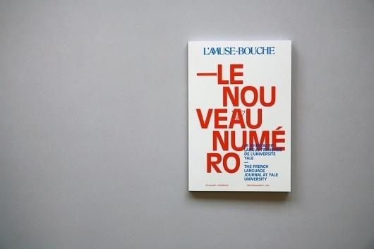 L'A-B → Zak Klauck / Bench.li #print #design #graphic #publication #typography