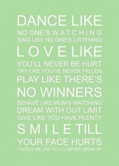 Things that make me smile! / wall decor #life