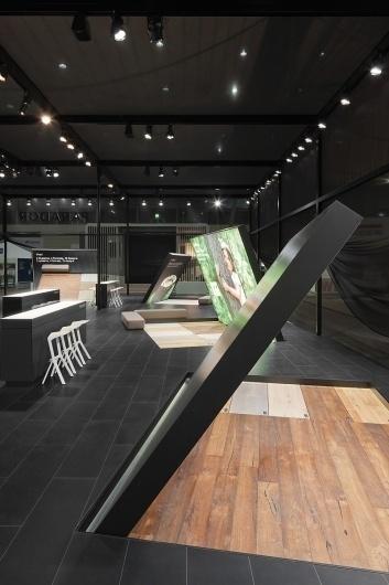 Parador / Domotex 2012 #interior #design