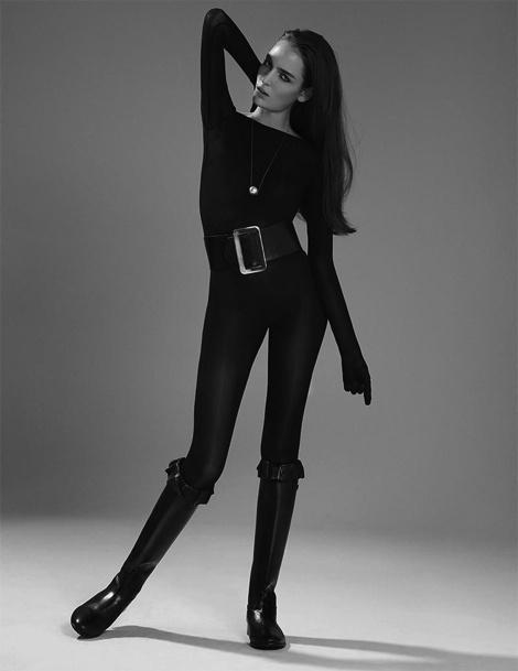 Zuzanna Bijoch by Patrik Sehlstedt for Intermission Magazine #model #girl #photography #fashion #style
