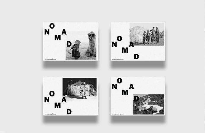 Nomad hotel on Behance