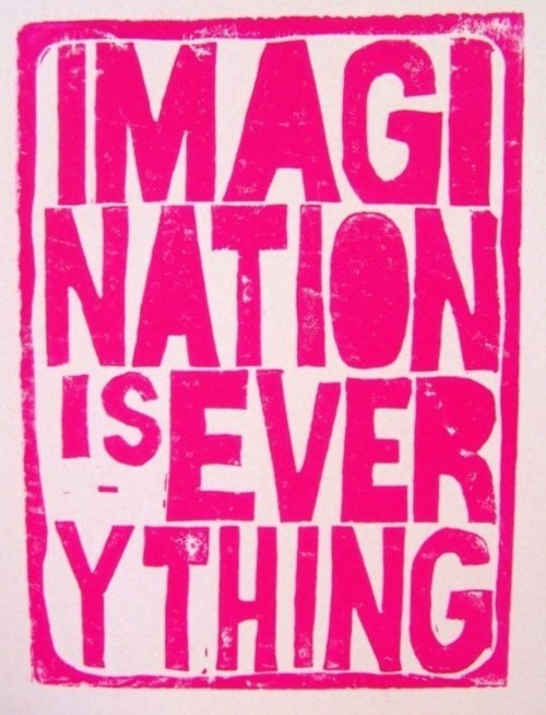 Typeverything.com - Imagination is Everything (via by thebigharumph) #type