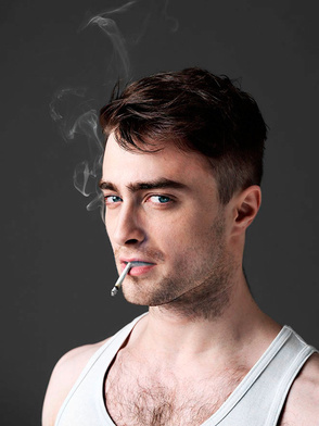 Daniel Radcliffe by PEROU#portraits #celebrity #photography