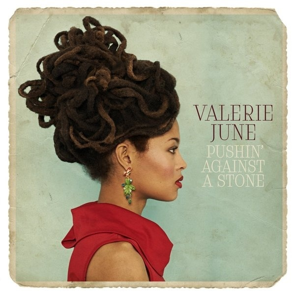 valerie june pushin against a stone #album #cover #photography #design