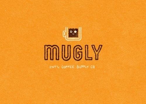 Design Inspirational Blog #coffee #logo #orange #identity